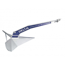 Lewmar Delta Anchor 4kg for boats up to 6m