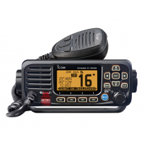 Icom IC-M330G Fixed Mount VHF Marine Radio with GPS Receiver
