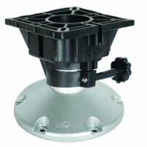 Oceansouth Fixed Seat Pedestal Swivel Top 183mm