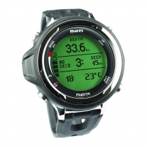 Mares Matrix Dive Computer Black