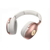 Marley Positive Vibration XL Over-Ear Wireless Headphones - Rose Gold