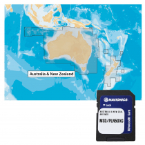 Navionics Plus 50XG Chart Card NZ/AU SD/MSD Card