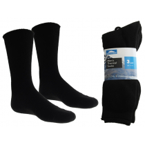 Mens Thermal Socks 3-Pack Size 10-12