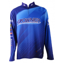 Owner Mens Performance Fishing Jersey