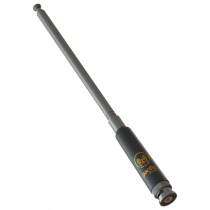 Pacific Aerials P6082T SeaMaster Telescopic Detachable Antenna for Handheld VHF Radio TNC plug