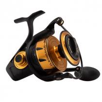 PENN Spinfisher VI 8500 and Allegiance II Spinning Strayline Combo 6'2'' 10-15kg 1pc