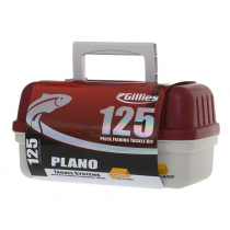 Gillies 125-Piece Fishing Tackle Kit with Plano Tackle Box