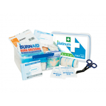 Platinum Marine Coastal 96 Piece First Aid Kit Plastic Case