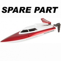 Spare Rudder Pipe and Propeller for GT-3615 Mini RC Race Boat