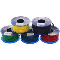 Donaghys VB Brights Braided Cord 3mm x 20m Mixed Colour