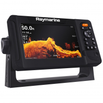 Raymarine Element 7S CHIRP GPS/Fishfinder with LHNZ Chart and CPT-S Transducer