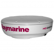 Raymarine RD424HD 24in Digital Radome without Cable