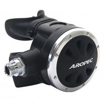 Aropec Second Stage Dive Regulator Silver/Black