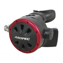 Aropec Apollo Dive Stage Regulator Red/Black