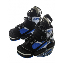 Ron Marks Factory Team Rider Pro Wakeboard Bindings Large