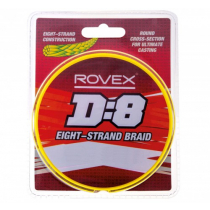 Rovex D:8 Eight-Strand Braid Chartreuse 300yd