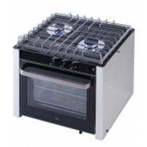 CAN 2 Burner Hob with Oven Marine