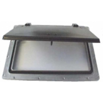 Metal Vent Lid 260mm x 335mm