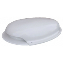 Roof Extractor D Vent White