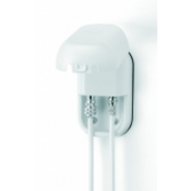 Maxview Weatherproof Socket. Single Coaxial And Single F Connector