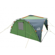 Kiwi Camping Curtain with Door and Window for Savanna 3 Shelter