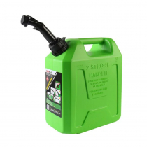 Seaflo Auto Shut-Off 2-Stroke Fuel Tank 10L Green