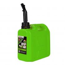Seaflo Auto Shut-Off 2-Stroke Fuel Tank 5L Green
