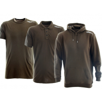 Shimano Clothing Pack - Olive Shirt/Polo/Hoodie