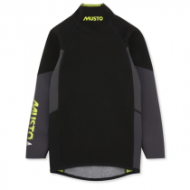 Musto Youth Champ Thermocool Neoprene Top Black Junior M