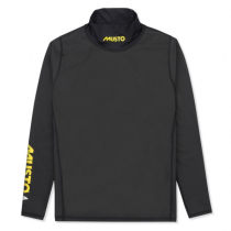 Musto Youth Champ Aqua Top Black Junior L