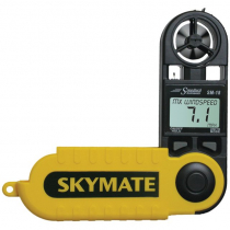 Weatherhawk SM-18 SkyMate Handheld Wind Meter with Temperature/Wind Chill