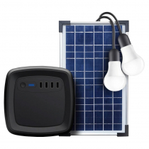 iForway Solar Lighting System 56Wh