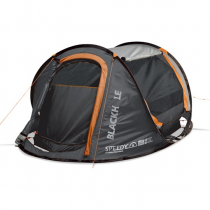 Explore Planet Earth Speedy Blackhole Pop-Up Dome 2P Tent