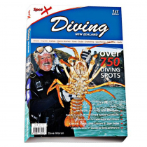 Spot X Diving NZ Book