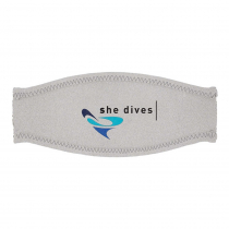 Mares Trilastic She Dive Mask Strap Cover