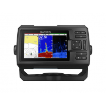 Garmin STRIKER Plus 5cv CHIRP ClearVu Fishfinder with GPS and CV20-TM Transducer