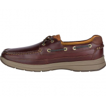 Sperry Mens Gold Cup Ultra Boat Shoes Amaretto