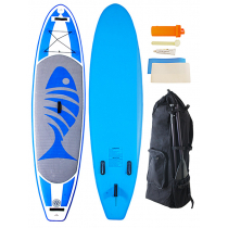 AquaWarrior Deluxe Inflatable SUP Board 10ft 6in