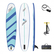 Hydro-Force Compact Surf 8 Inflatable Surfboard 8ft