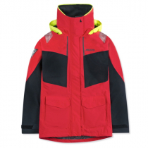 Musto BR2 Coastal Jacket Womens True Red/Black