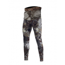OMER Camu 3D Compressed Mens Spearfishing Wetsuit High Waist Pants 3mm 2XL