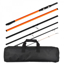 TiCA Galant 14ft 9in 100-220g 6pc Surf Rod with Case