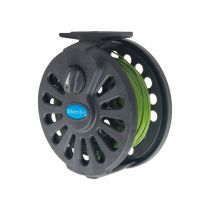 NZL Silverstream Fly Reel Spooled with WF6F