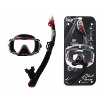 TUSA Sport Visio Tri-Ex Adult Mask and Snorkel Set