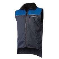 Kaiwaka Stormforce Blue Sleeveless Vest
