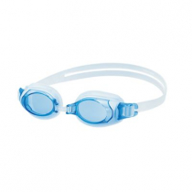 View Zoom Swimming Goggles Blue Clear