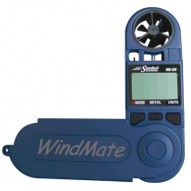 Weatherhawk WM-300 WindMate Handheld Wind Meter with Wind Direction/Humidity