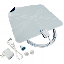 Winegard WAVU R1 Marine Amplified Portable Indoor HDTV Antenna