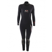 Neptune Triton Semi-Dry Womens Dive Wetsuit 7/5mm