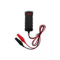 Battery Tester 5-30vDC with Alligator Clips